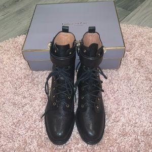 Louise et Cie Shoes - Louise et Cie / Vince Camuto combat boots